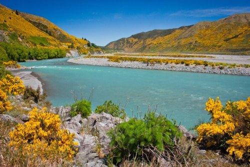 Hamner Springs New Zealand