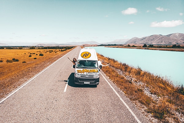 Travellers Autobarn New Zealand Campervans with Contactless Pick Up