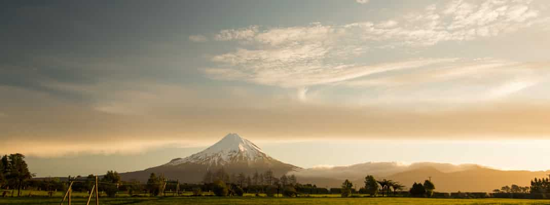 Mount Taranaki Summit North Island New Zealand Best Hikes