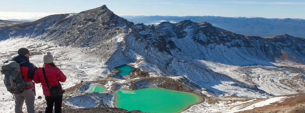 Tongariro Crossing North Island New Zealand Best Hikes