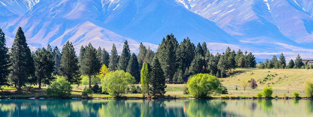 Lake Ohau South Island - Best South Island Hikes New Zealand