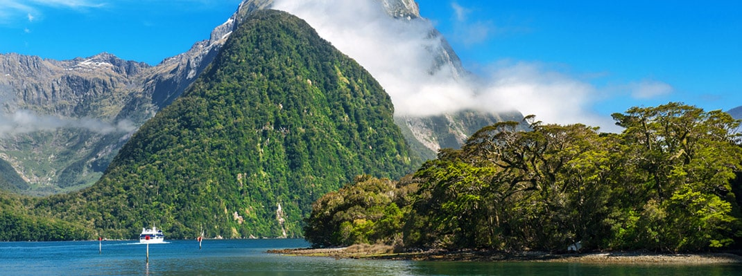 Milford Track - Best South Island Hikes New Zealand