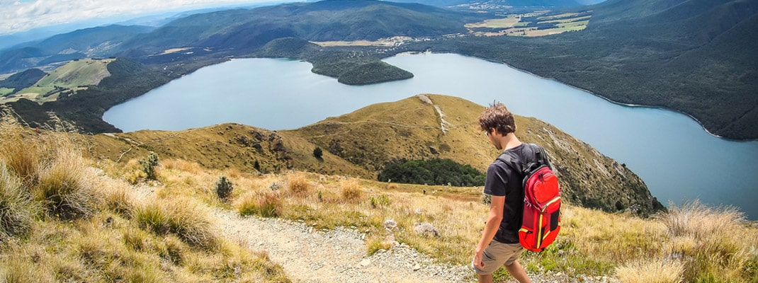 Mount Robert Nelson Lakes Best South Island Hikes New Zealand