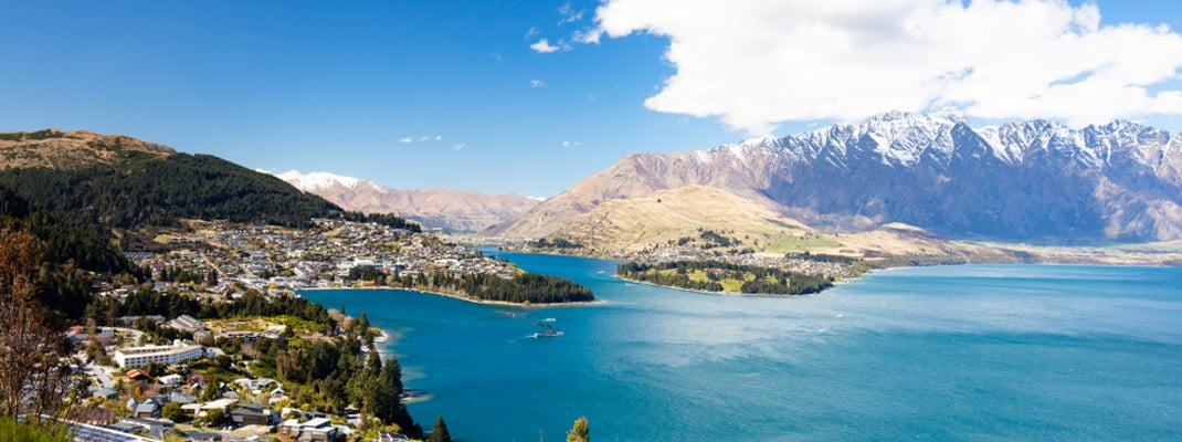 Queenstown Hill Best South Island Hikes New Zealand