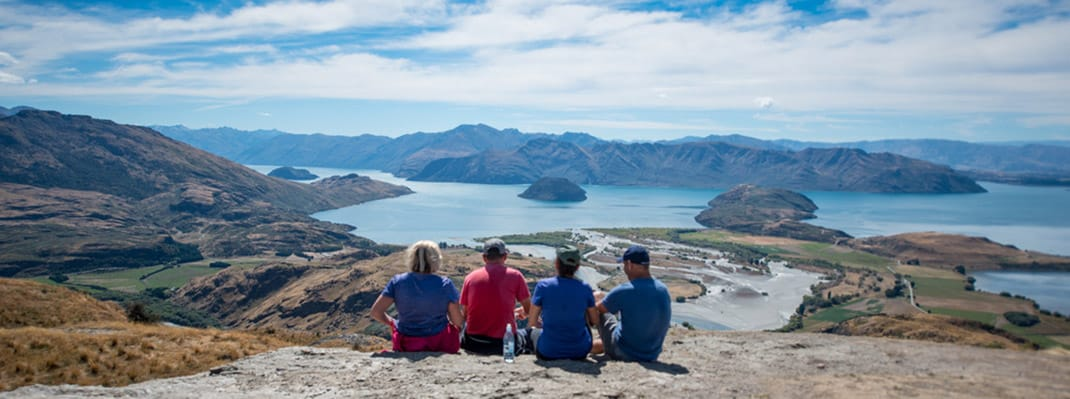 Rocky Mountain Hike - Best South Island Hikes New Zealand